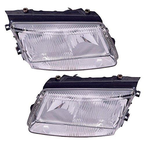 Vw Aftermarket Headlights - 8