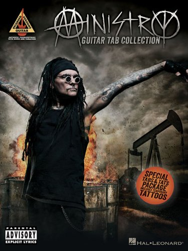 (Ministry Guitar Tab Collection: Special Tabs & Tats Package! (Guitar Recorded Versions))