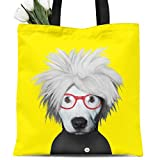Ladies canvas tote bag reusable shopping bag zipper - Best Reviews Guide