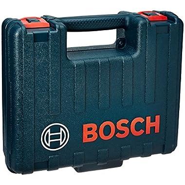 Bosch GSB 500W 10 RE Professional Tool Kit, MS & Plastic (Blue, Set of 100 Tools) 7