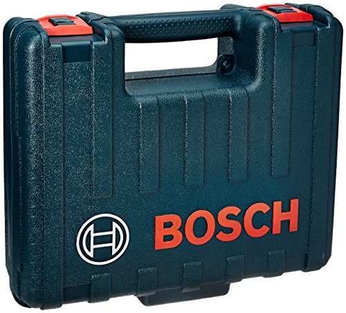 Bosch GSB 500W 10 RE Professional Tool Kit, MS & Plastic (Blue, Set of 100 Tools) 2