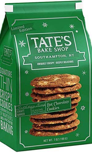 Tate's Bake Shop, Cookies Hot Chocolate, 7 Ounce