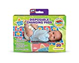 Kyпить Mighty Clean Baby Disposable Changing Pad - 20 ct на Amazon.com