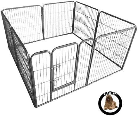 Ellie-Bo - Jardín de contención para perros, ejercicio, juegos ...