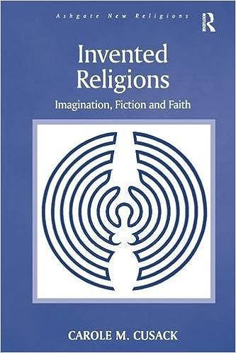 Invented religions faith, fiction, imagination (Ashgate New Religions)