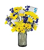 It's A Baby Boy Bouquet with Vase
