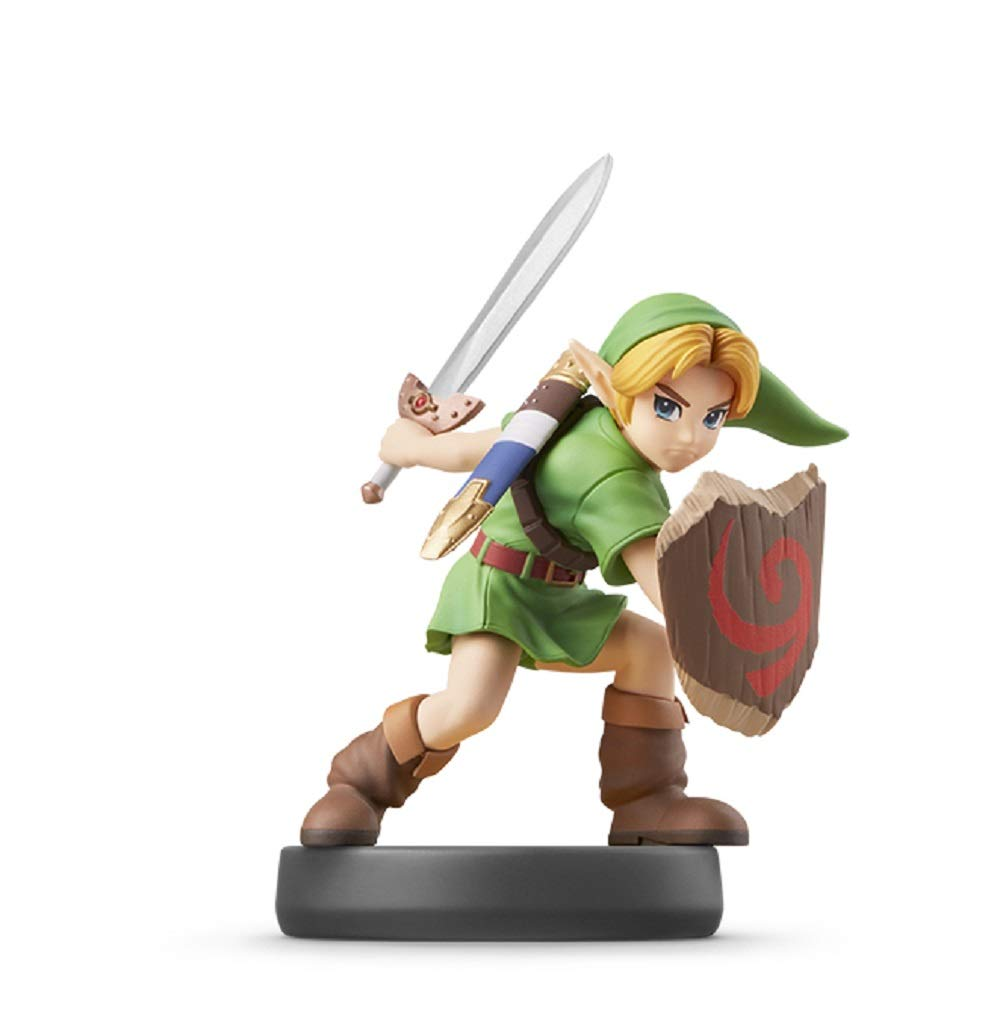 Nintendo Amiibo - Young Link (Ssbu) - Switch Japan Import
