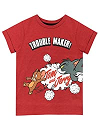 Tom and Jerry Boys Tom & Jerry T-Shirt