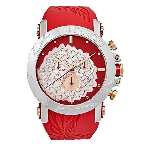 Mulco Le Fleur MW3-14067-063 Hortensia Collection Red Band