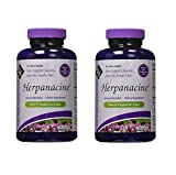 Diamond Herpanacine, Herpanacine Skin Support 200 Cap (Pack of 2)