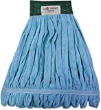 BWKMWTLBCT - Boardwalk Microfiber Looped-End Wet Mop Heads