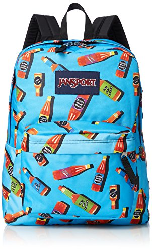 JanSport Unisex SuperBreak Hot Sauce One Size by JanSport (Image #1)