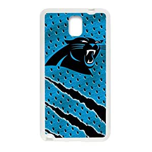 Carolina Panthers Design New Style High Quality Comstom Protective case cover For Samsung Galaxy Note3