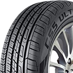 Get the ultimate in performance, handling, and driving comfort with the American-made Cooper CS5 Ultra Touring tire. This tire's new-generation silica tread compound provides the strong all-season traction you want, combined with a tread patt...