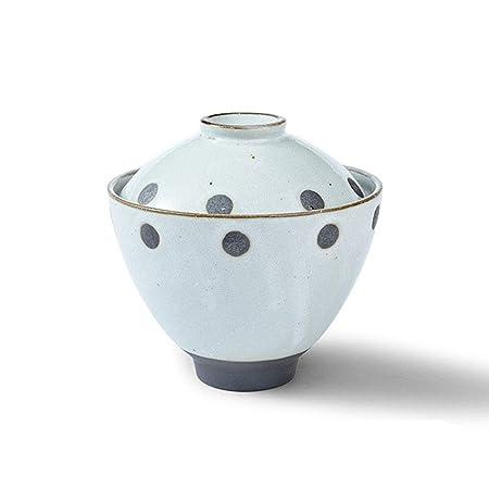 GJH-de Cuenco Tazón de cerámica de Fideos instantáneos con Tapa ...