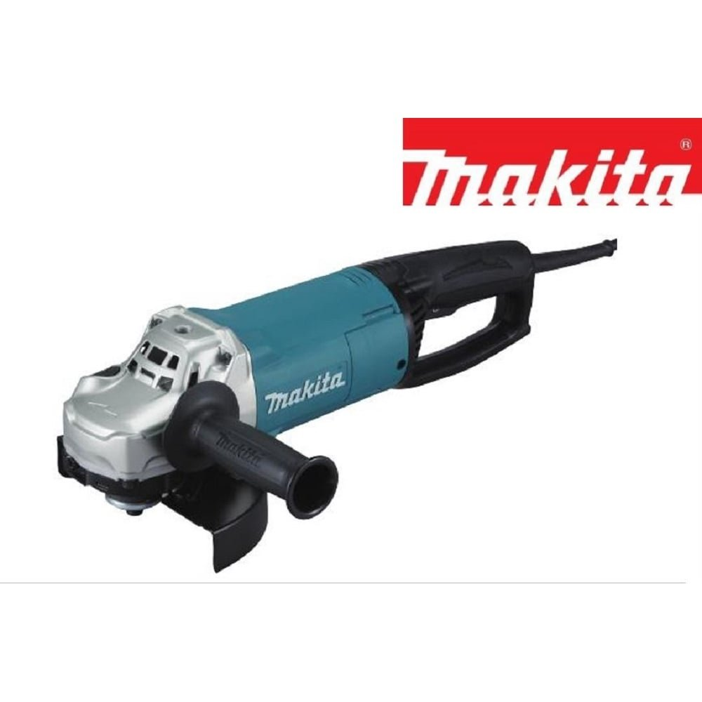 Makita GA7062R/2 GA7062R Angle Grinder 180mm 240v, 240 V, Blue