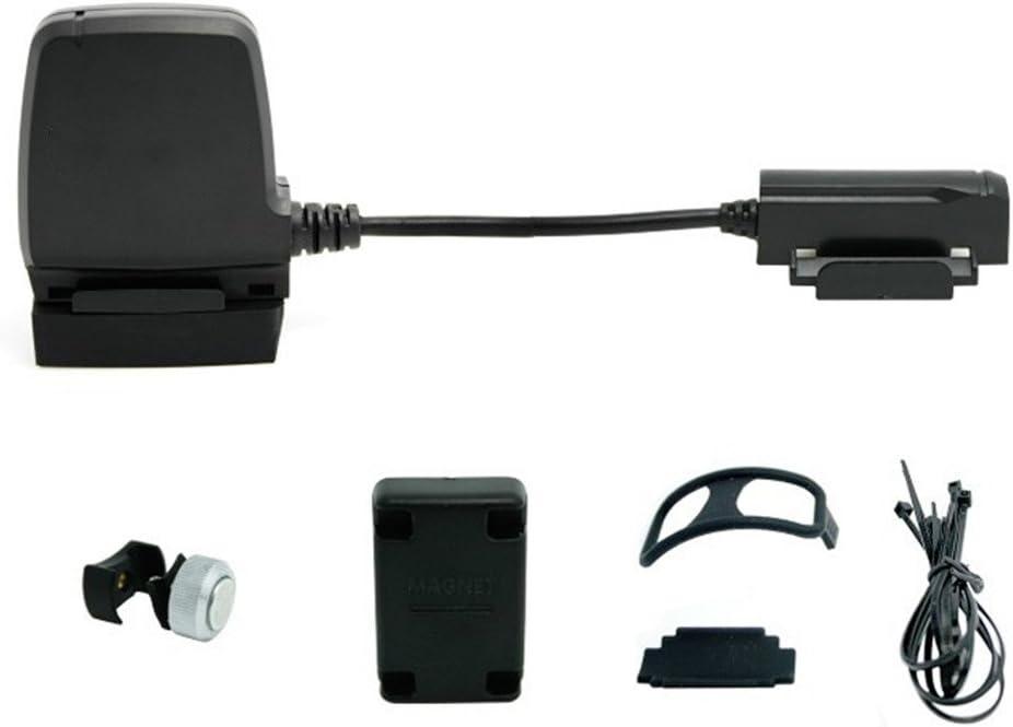Sensor de cadencia y velocidad para bicicleta, con Bluetooth 4.0 y ...