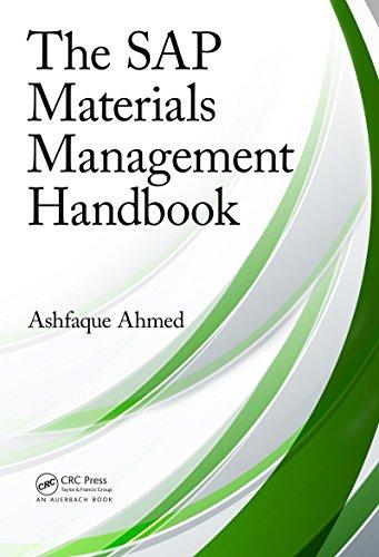 The SAP Materials Management Handbook Pdf