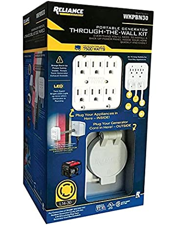 Outdoor Generator Transfer Switches | Amazon com