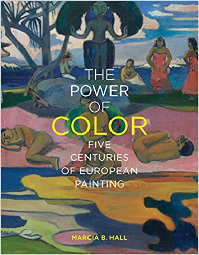 cover image, power of color