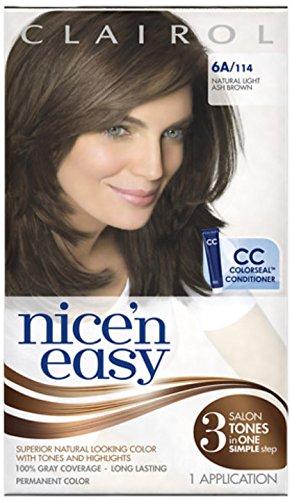 Nice & Easy Hair # 114 Size 1 Kit Clairol Nice  N Easy #114