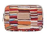 Colorful Canvas Soft Case Coin Pouch Mini Tablet PC Bag