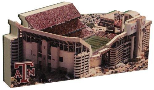 Texas Stadium Replica - Texas A&M Aggies Kyle Field Stadium 3D Replica Regular 9