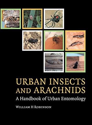 Urban Insects And Arachnids: A Handbook Of Urban Entomology