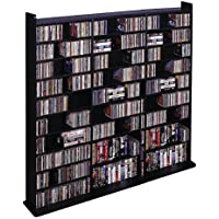 Multi Media Storage Shelf, Wall Unit (Discontinued by Manufacturer)