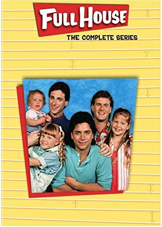 amazon com full house the complete series collection various
