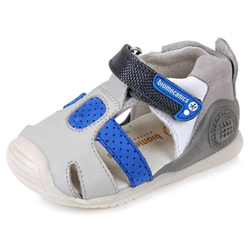 Biomecanics , {Chaussures premiers pas pour bébé (garçon) gris 20