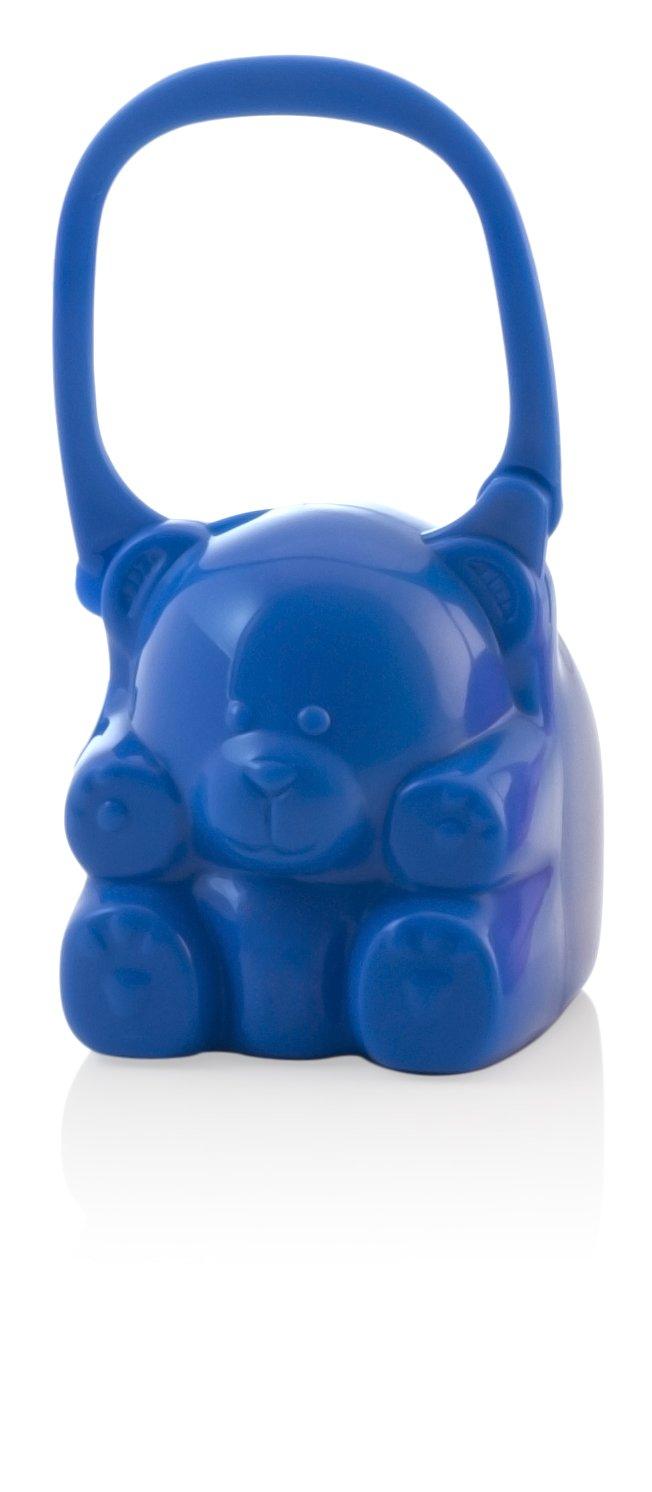 Azul VANKER 1PC Portable Baby Soother chupete Maniqu/í Viaje Caja de almacenamiento de la caja