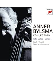 Anner Bylsma - Plays Cello Suites &..