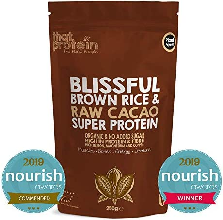 That Protein Organic Superfood Blissful