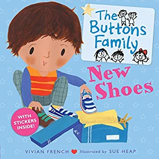 book cover of New Shoes