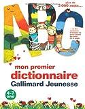 """Afficher """"Mon premier dictionnaire"""""""
