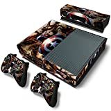 Cheap GoldenDeal Xbox One Console and Wireless Controller Skin Set – SuperHero – XboxOne Vinyl