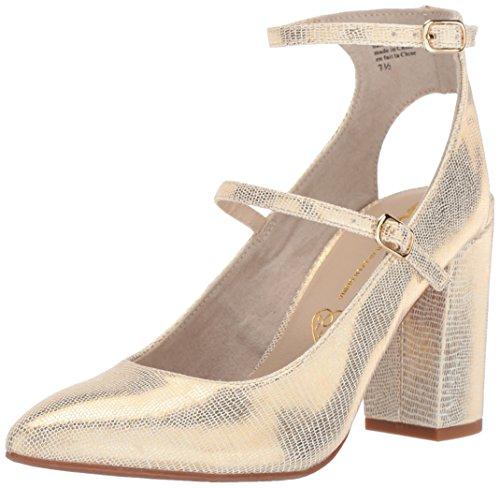 Bc Calzature Donna Smolder Dress Pump Oro Chiaro Esotico