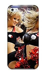 5658844K970156380 chicago bulls cheerleader basketball nba NBA Sports & Colleges colorful iPhone 5c cases
