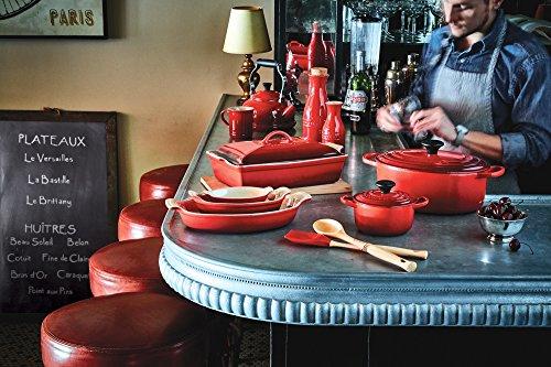 Le Creuset Stoneware Heritage Covered Rectangular Casserole