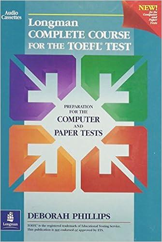Longman Toefl Pbt Ebook