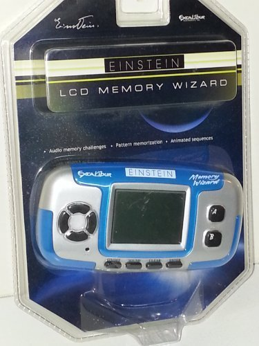 Excalibur Einstein Lcd Memory - Lcd Einstein