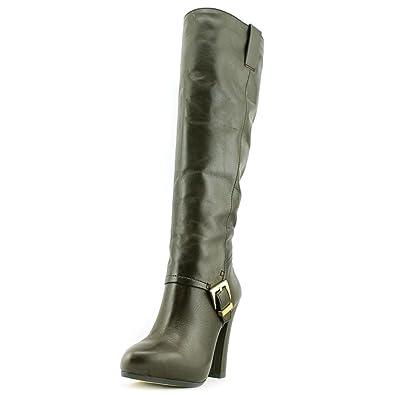 c0da2ab8682 Amazon.com | Michael Michael Kors Woman's Tamara Boot Dark Coffee ...