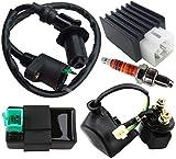 Ignition Coil Solenoid Relay Voltage Regulator