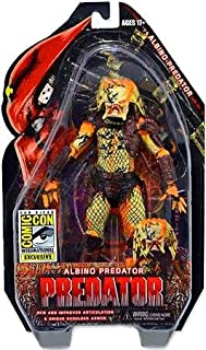 SDCC 2013 NECA Exclusive Predators 'Albino' Predator 8' Action Figure