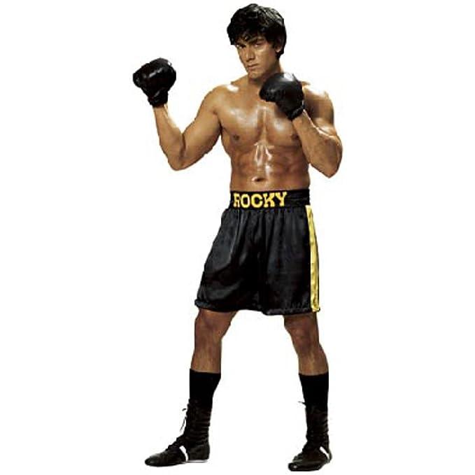 sc 1 st  Amazon.com & Amazon.com: Adult Balboa Boxer Costume: Clothing