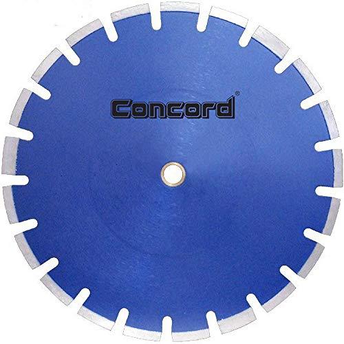 Concord Blades LAS160C10HP 16 Inch Laser Welded Asphalt Diamond Blade with Undercut Protection