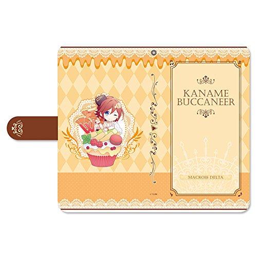 ぴくりる! マクロス35周年 手帳型スマートフォンケース カナメ・バッカニア Mサイズの商品画像