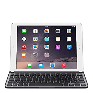Belkin 10'' Universal Keyboard Case, Compatible with any mobile device up to 10-inch (Black) from Belkin Inc.