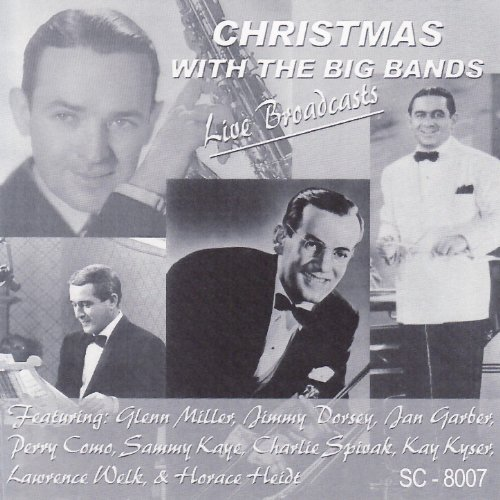 Christmas Medley: Silent Night - I'll Be Home for Christmas - Jingle Bells - White Christmas (Glenn Big Miller Christmas Band)